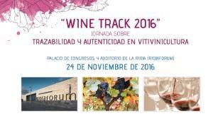 Wine Track 2016 Logroño
